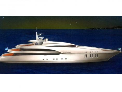 216 ft 2019 Custom 66 m Superyacht