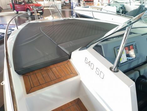 Selection Boats SD 640 Sundeck
