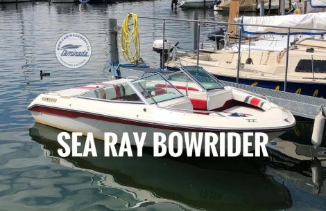 sea Ray Bowrider