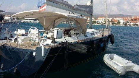 Hanse 531 (Vat Paid, 3 Cabins)