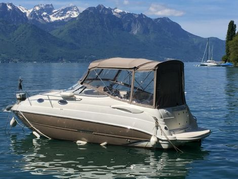 Stingray 250CS MID-CABIN CRUISER