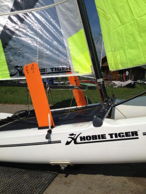 Hobie Cat 18 Tiger