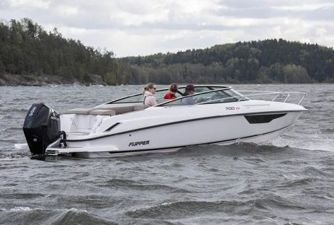 Flipper 700 DC by Marine Center Coldach
