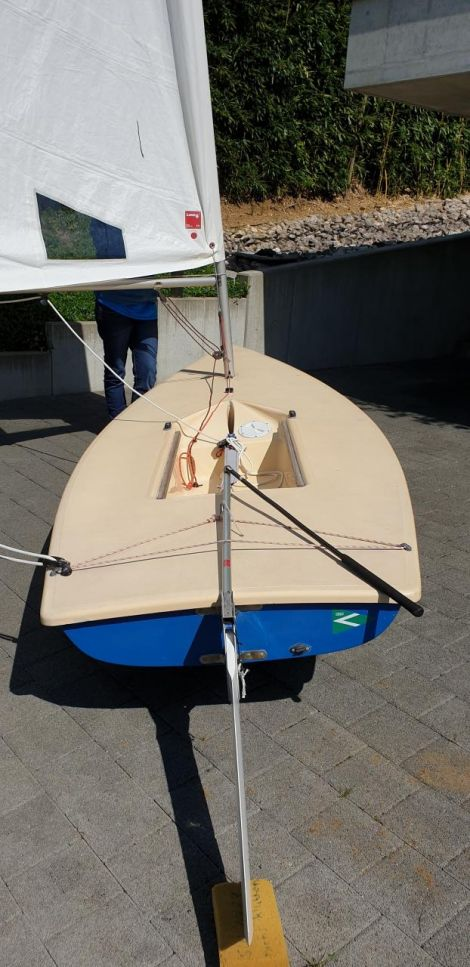 Performance Sailcraft Laser Standart