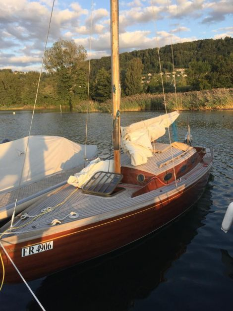 Zosel Yachtbau Sea Serpent 25