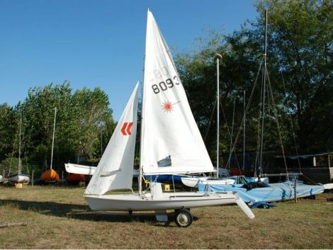 Performance Sailcraft Laser II Regatta