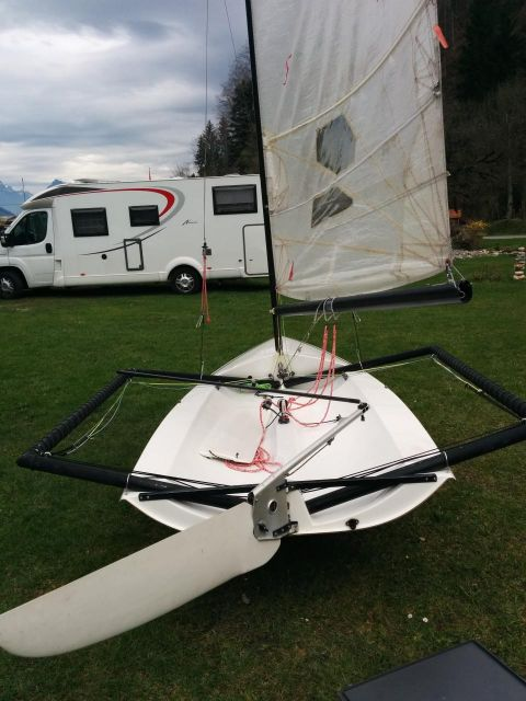 Ovington Boats RS 600