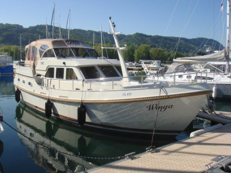 Linssen GS430AC Mark II Diamond
