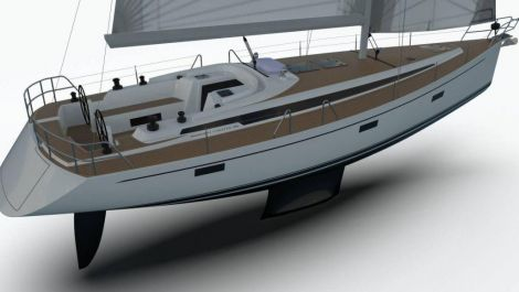 Sweden Yachts 48