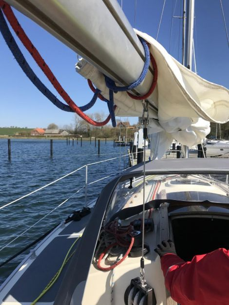 Etap 30 ready to sail