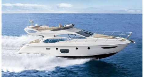 Azimut 47 FLY MODEL 2010