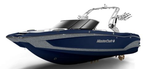 MasterCraft New X26 Monster Wake