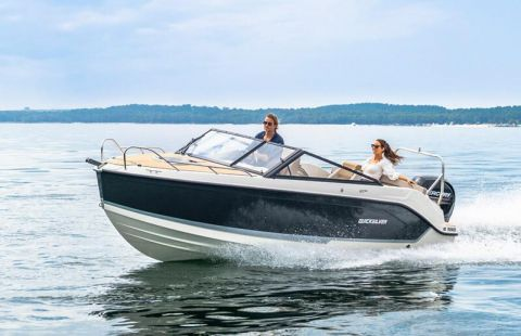 Quicksilver ACTIV 605 CRUISER/Mercury 115CV