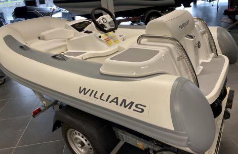 Williams 285 Turbojet