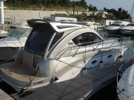 Pearlsea Yachts 31 Coupe
