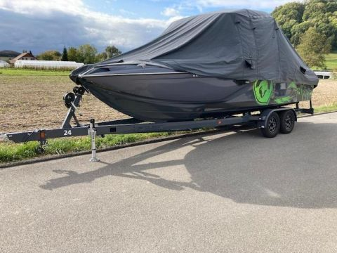 Extreme Watersport Boat - 3500 kg