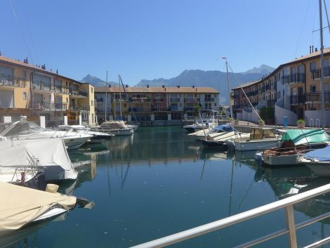 Marina Port Bouveret