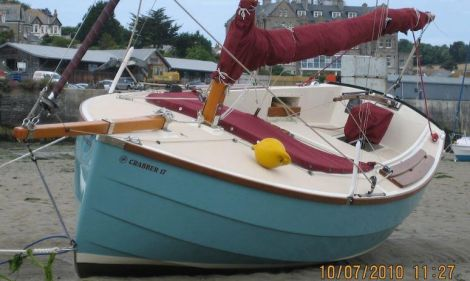 Cornish Crabbers Shrimper 17