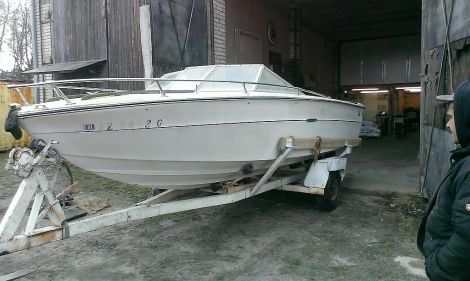Sea Ray SRV200