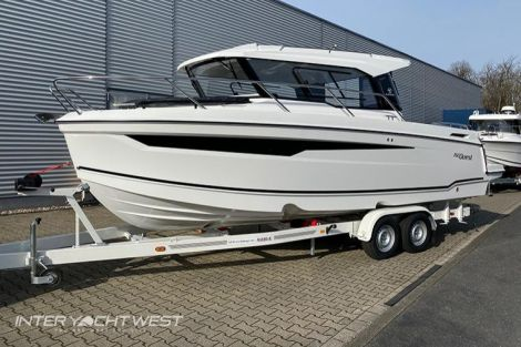 Parker 760 Quest by Inter Yacht West