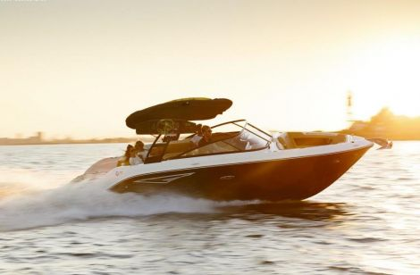 Sea Ray 250 SLX 2019 Modell sofort LIEF.