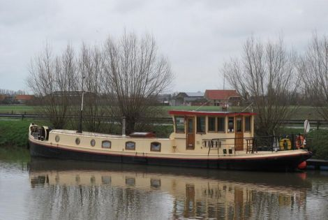 Luxe Motor 2295 - 400301 Dutch Barge