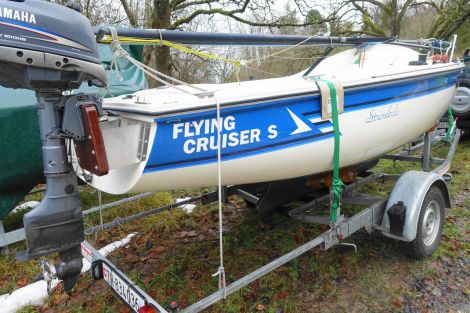 BWC Flying Cruiser S