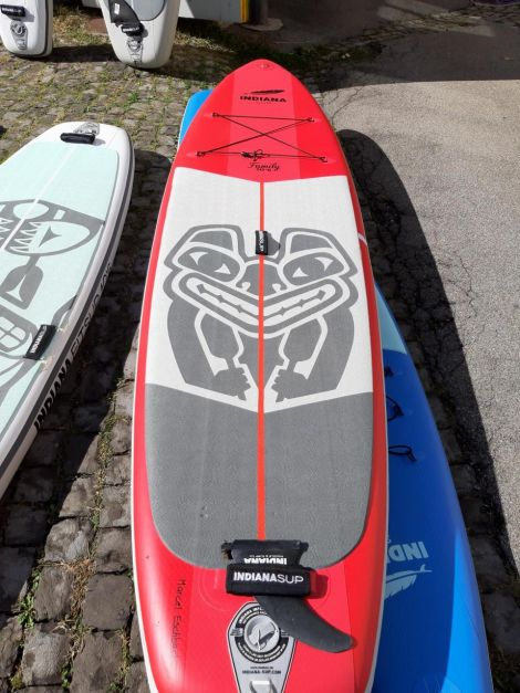 Indiana 10'6 Family Pack red