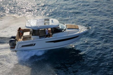 Jeanneau 895 Merry Fisher - Bodensee