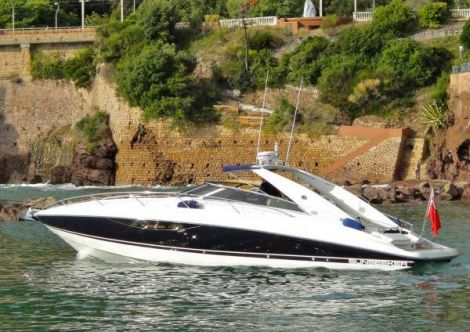 Sunseeker Superhawk43