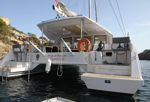 Nautitech Catamarans OPEN 40