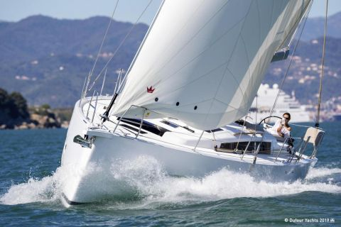 Dufour 430 Grand Large DEMO