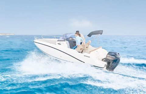 Quicksilver 605 Sundeck