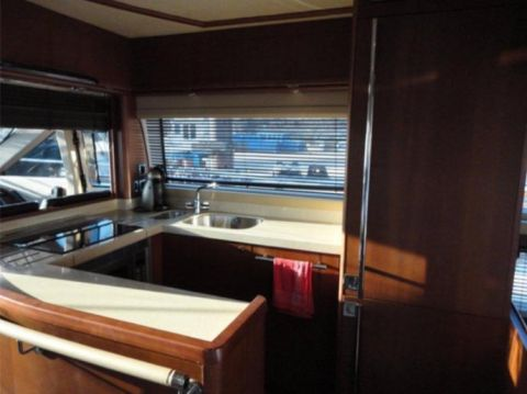 Princess 62/64 Flybridge