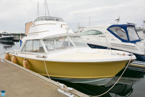 Bertram 25 Sportfisher