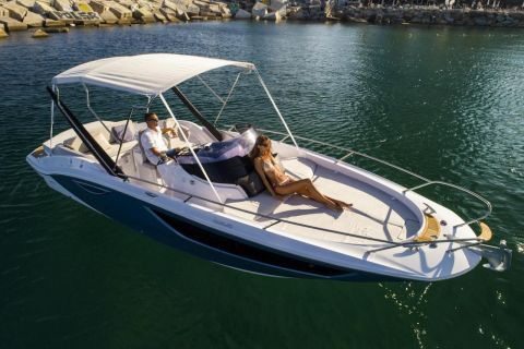 Sessa Key Largo 27 Inboard Customized
