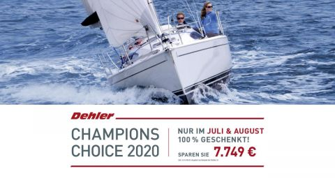 Dehler 29 !Champion Choice Offer!