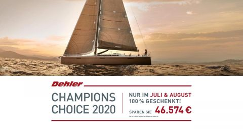 Dehler 46 !Champion Choice Offer!