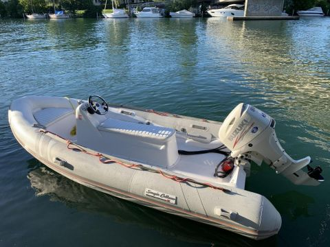 Sergio Cellano SC-420 RIB