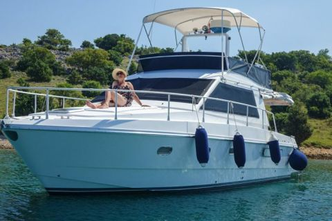Ferretti ALTURA NEW 36 Fly