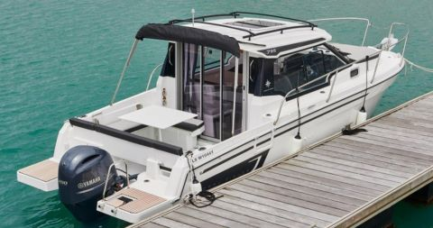 Jeanneau Merry Fisher 795 Serie 2