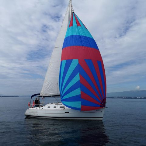oceanis clipper 323