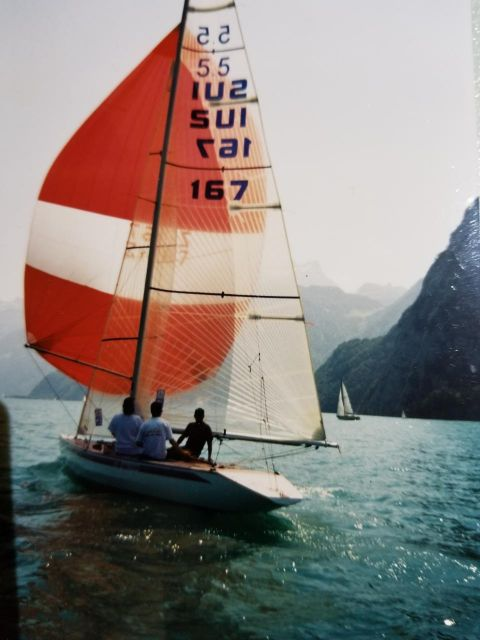 5.5 IC-Yacht SUI 167