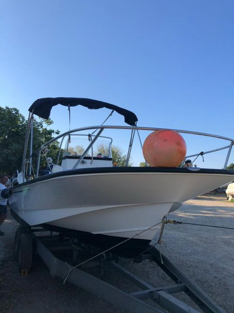 Boston Whaler Montauk 190