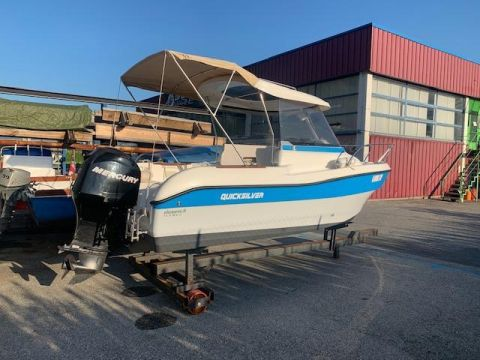 Quicksilver (Brunswick Marine) 530 Flamin