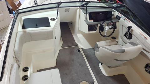 Sea Ray 190 SPXE mit Trailer (auf Lager)