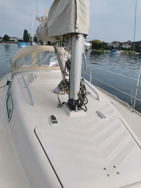 Marieholm IF-Boot, Int. Folkeboot