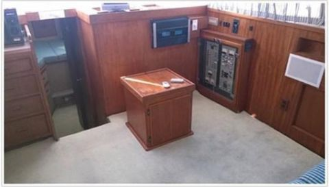 Bertram Yacht 35' Convertible