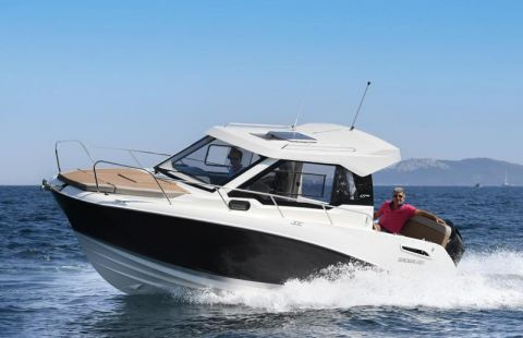 Quicksilver (Brunswick Marine) Activ 675 Weekend