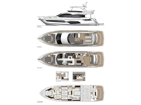 Sunseeker Manhattan 68